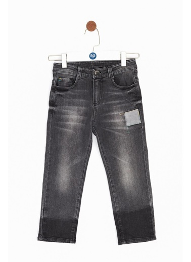 Nebbati Erkek Çocuk Mavi Pantolon Mavi